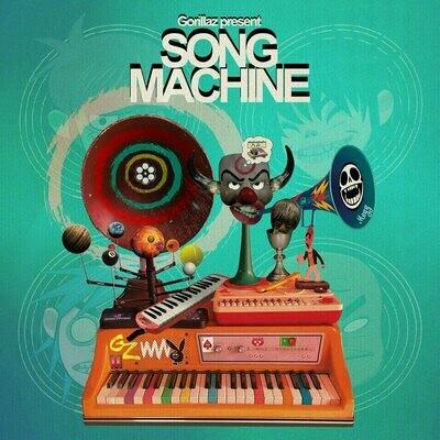 Gorillaz - Presents Song Machine, Season 1 (Orange) [LP]
