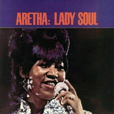 Aretha Franklin - Lady Soul [LP]