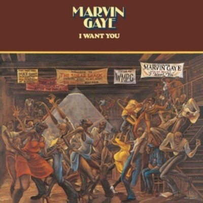 Marvin Gaye - I Want You [LP]