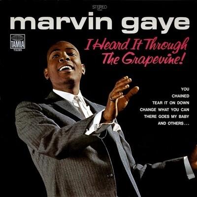 Marvin Gaye - I Heard It Through The Grapevine (Purple) [LP]