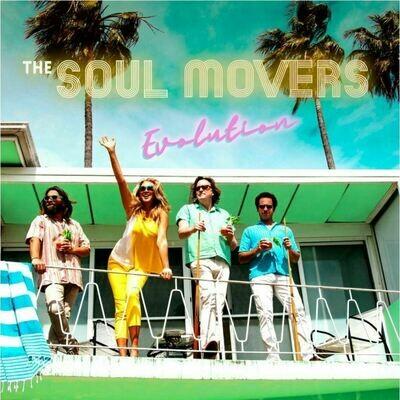 The Soul Movers - Evolution [LP]