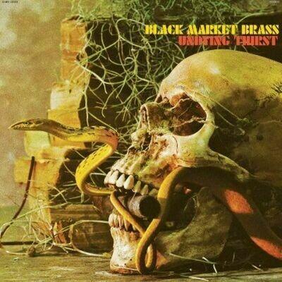 Black Market Brass – Undying Thirst (Gold) [LP]