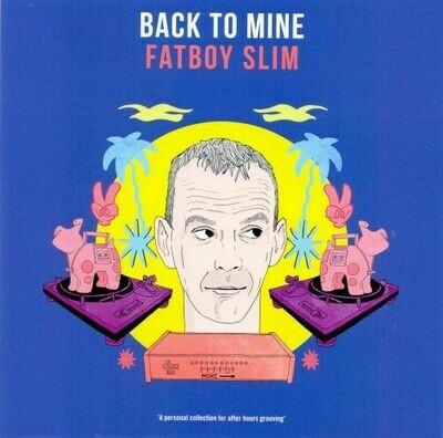 Fatboy Slim ?- Back To Mine [2LP]