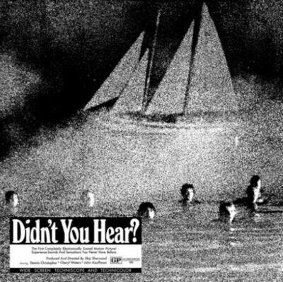 Mort Garson - Didn't You Hear? [LP]