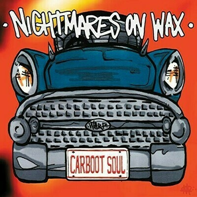 Nightmares On Wax - Carboot Soul [2LP]