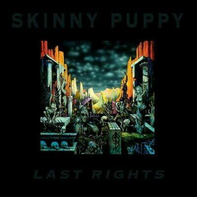 Skinny Puppy - Last Rights [LP]