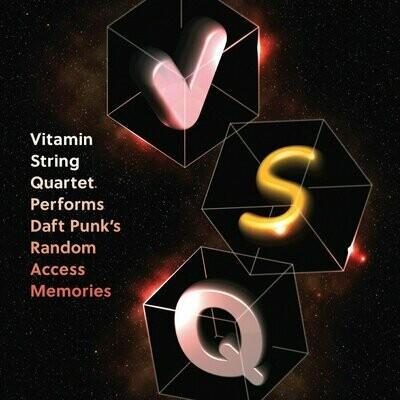 The Vitamin String Quartet – Performs Daft Punk's Random Access Memories [LP]
