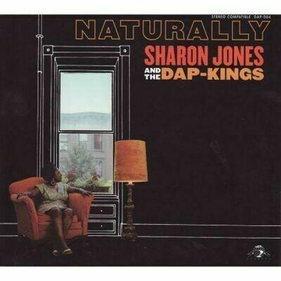 Sharon Jones & The Dap Kings - Naturally [LP]