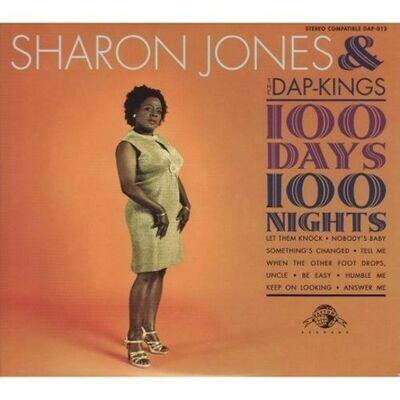 Sharon Jones & The Dap Kings - 100 Days, 100 Nights [LP]
