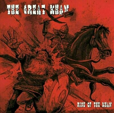 The Great Khan - The Rise Of Khan [LP]