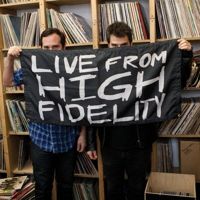 Various - Live From High Fidelity: The Best Of The Podcast Performances [LP], Ltd, Tra