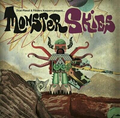 Various - Monster Skies [LP], Comp