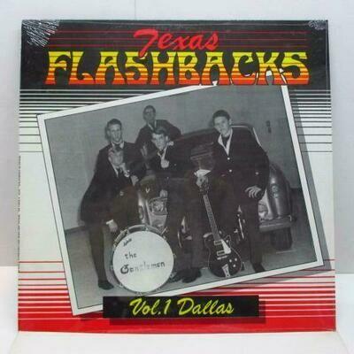 Various - Texas Flashbacks Vol. 1 Dallas [LP], Comp