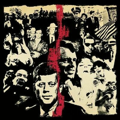Various: Ballad Of JFK - Musical History Of The John F. Kennedy Assasination [LP]