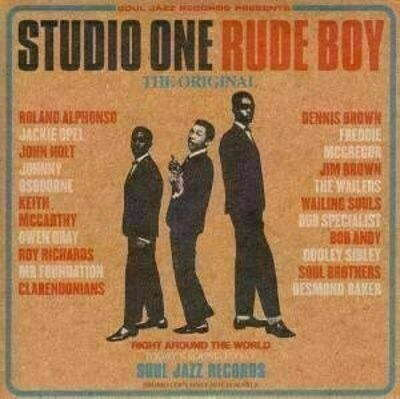 Various - Studio One Rude Boy [2LP]