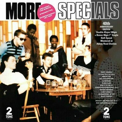 The Specials - More Specials (Half Speed Master) [2LP]