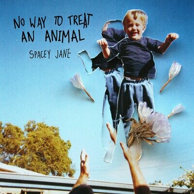 """Spacey Jane - No Way To Treat An Animal [10""""]"""