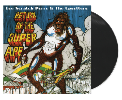 The Upsetters - Return Of The Super Ape [LP]