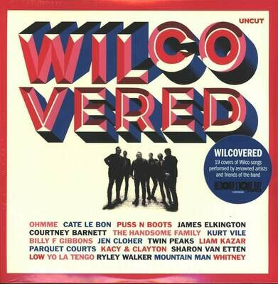 Various - Wilcovered [2LP]