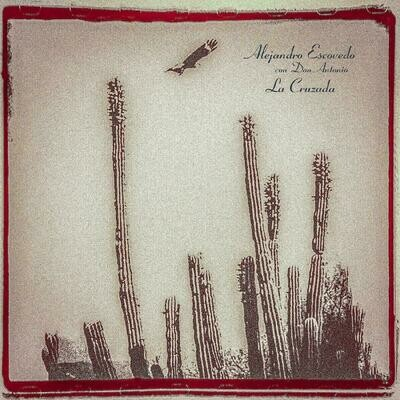 Alejandro Escovedo - La Cruzada (Red/White/Green) [2LP]