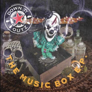 Down N Outz - The Magic Box [EP]