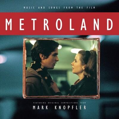 Mark Knopfler - Metroland OST (Clear) [LP]
