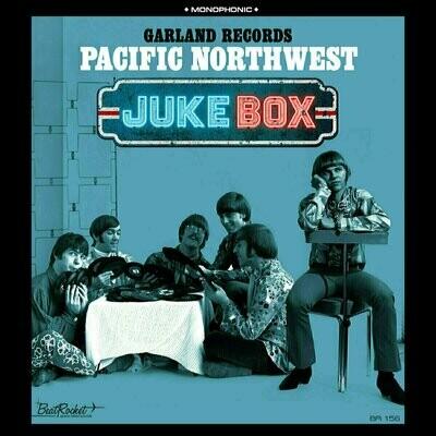 Various - Garland Records: Pacific Northwest Jukebox (Coloured) [LP]