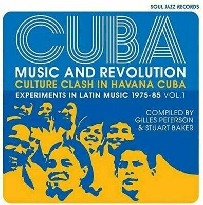 Various: Soul Jazz Records - CUBA: Music & Revolution: Culture Clash In Havana [3LP]