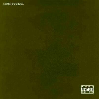 Kendrick Lamar - Untitled Unmastered [LP]