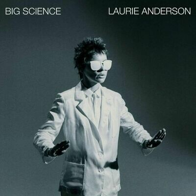 Laurie Anderson - Big Science (Red) [LP]