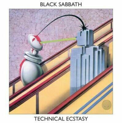 Black Sabbath - Technical Ecstasy [LP]