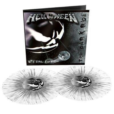 Helloween - The Dark Ride (Clear/Grey) [2LP]