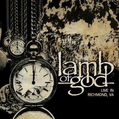 Lamb Of God - Live In Richmond, VA [LP]