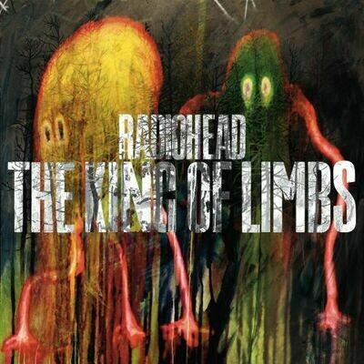 Radiohead - The King Of Limbs [LP]