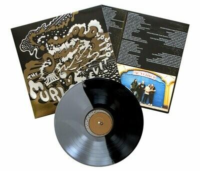 The Murlocs - Old Locomotive (Blk/Silver) [LP]