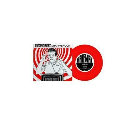 "Bodyjar & Sharp/Shock - Reaction / Endless Holiday (Red) [7""]"