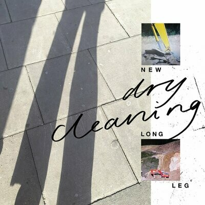 Dry Cleaning - New Long Leg (Yellow) [LP]