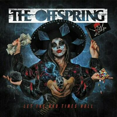 The Offspring - Let The Bad Times Roll (Trans Blue) [LP]