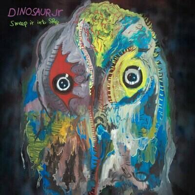 Dinosaur Jr. - Sweep It Into Space (Purple) [LP]