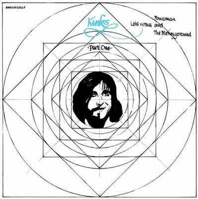 The Kinks - Lola Versus Powerman & The Moneygoround Pt. 1 [LP]