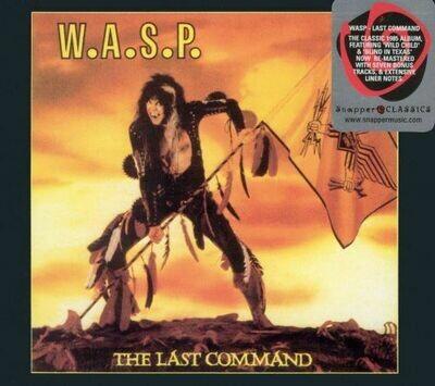W.A.S.P. - The Last Command [LP]