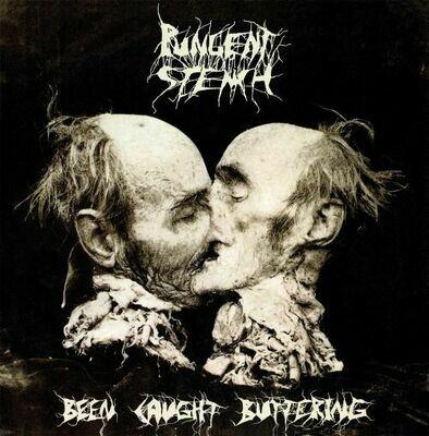 Pungent Stench - Been Caught Buttering (Grey) [LP]