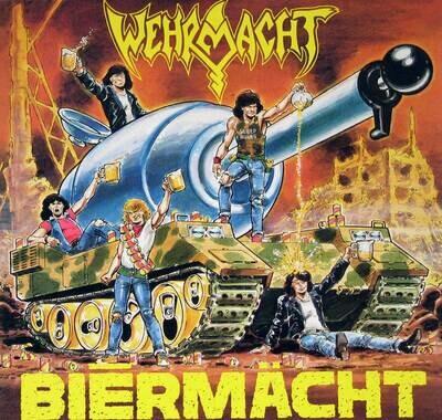Wehrmacht - Biermacht [LP]