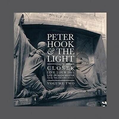 Peter Hook & The Light - Closer: Live In Manchester Vol. 2 [LP]