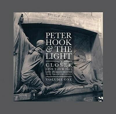 Peter Hook & The Light - Closer: Live In Manchester Vol. 1 [LP]