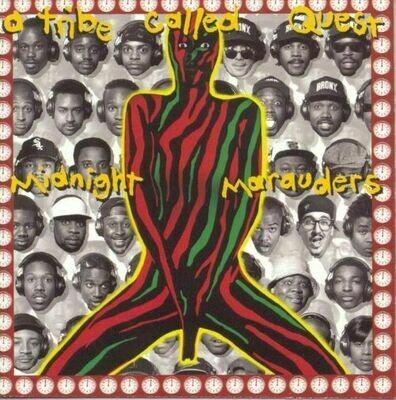 A Tribe Called Quest - Midnight Marauders [LP]