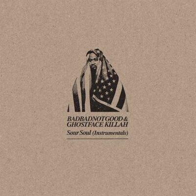 Badbadnotgood / Ghostface Killah - Sour Soul Instrumentals [LP]