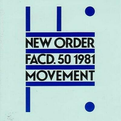 New Order - Movement [LP]