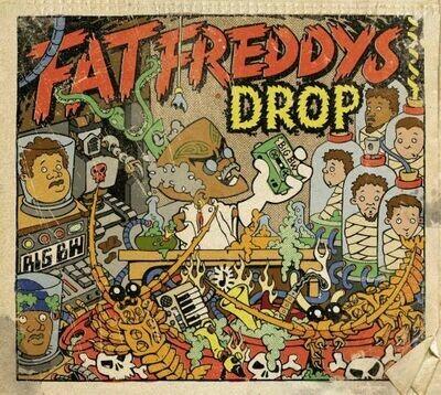 Fat Freddys Drop - Dr Boondigga & The Big BW [2LP]