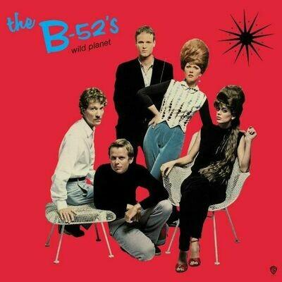 The B-52s - Wild Planet [LP]